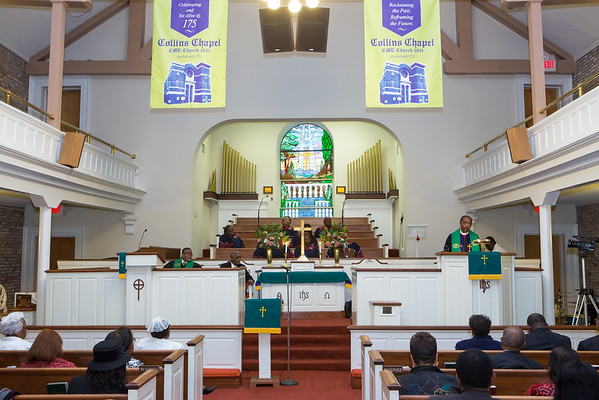 Collins Chapel C.M.E. 175th Church Anniversary