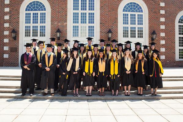 Colonial Graduation | Class of 2014