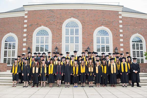 Colonial Graduation | Class of 2015
