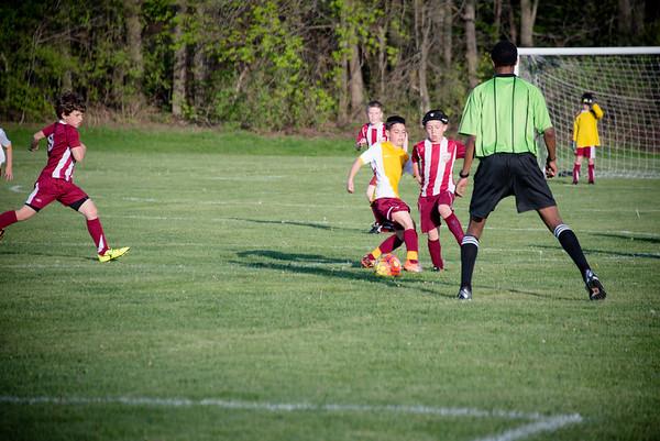 Colonie Soccer