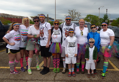 Color Run April 2015
