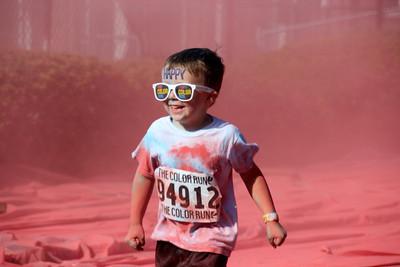Color Run Tallahassee 2013