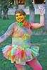 Color in Motion 5K, Monument Valley Park, Colorado Springs, Colorado