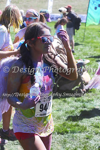 Color me RAD, Sky Sox Stadium at Security Service Field, Colorado Springs, Colorado