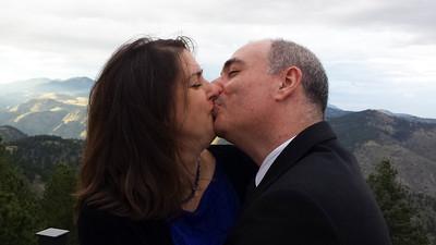 Daphne and Joel Kiss