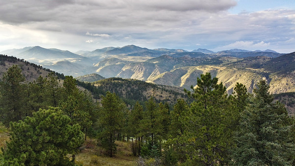 View of the Mountains northwest of Golden CO. (Gallery: Events > Colorado 2013)