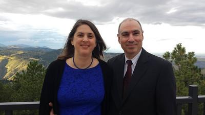 Daphne and Joel (Gallery: Events> Colorado 2013)