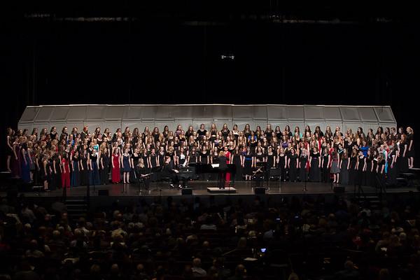 Colorado All-State Choir 02-2017