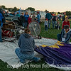 Laying out the balloon at the 2010 Colorado Balloon Classic