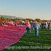 Laying out a balloon at the Colorado Balloon Classic, 2011.  Best viewed in the largest sizes