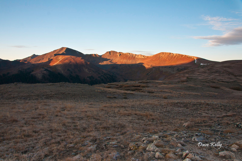Independence Pass Surise 2
