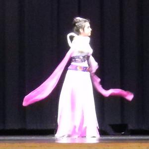 Colorful China program at Hamburg Area High School.