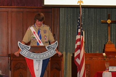 Colton Easterday ~ Eagle Scout