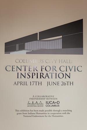 IUCA+D in Columbus, Indiana on April 17, 2015