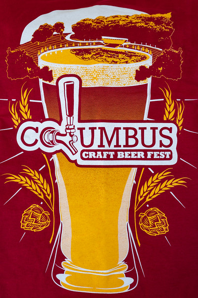May 18, 2019 Columbus Craft Beerfest at Mill Race Park in Columbus, Indiana. Photo by  Tony Vasquez.