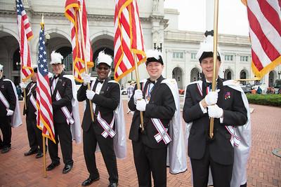 National Columbus Day Ceremony