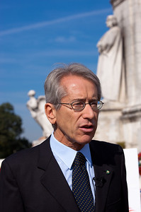 Ambassador of Italy to the United States Giulio Terzi di Sant'Agata