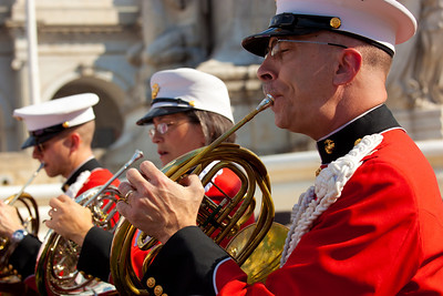 """The President's Own"" United States Marine Band"