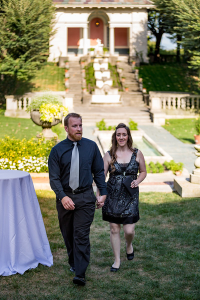 August 30, 2017, Columbus movie pre viewing party at the Irwin Gardens in Columbus, IN. Photo by Tony Vasquez.