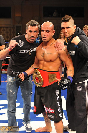 Eddie Jackson VS Joey Angelo 170lb Title Fight Tuff N UFF 10/22/10