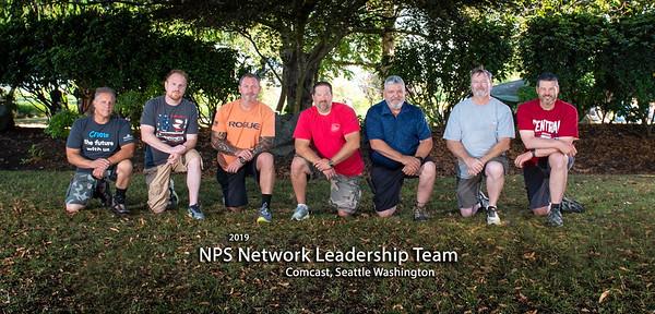 2019 NPS Network Team