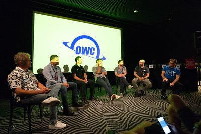 2018_06_29, Amsterdam, Brian Rothschild, Christian Sonhel, Come Together Amsterdam, Dave Clarke, Fons van den Berg, Larry O'Connor, Melkweg, Names, NL, Pietro Rossi, Thomas Lund, OWC
