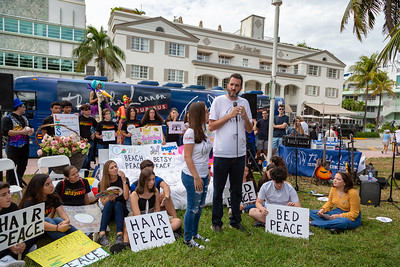 2018_11_03, Andy Cabrera, Beach, Beach Bed In, Bed In, Bed In on the Beach, Bus, Come Together, Come Together Miami, Diana Montero, Diana Rodriguez, Exterior, FL, Florida, Miami, Miami Beach, The Betsy, The Betsy Hotel, Yamaha