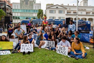 2018_11_03, Andy Cabrera, Apple, Beach, Beach Bed In, Bed In, Bed In on the Beach, Biscaydence, Bus, Come Together, Come Together Miami, Diana Rodriguez, Exterior, FL, Florida, Miami, Miami Beach, OWC, The Betsy, The Betsy Hotel
