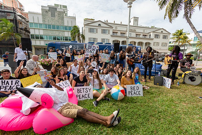 2018_11_03, Alberto Carvalho, Andy Cabrera, Beach, Beach Bed In, Bed In, Bed In on the Beach, Blac Rabbit, Come Together, Come Together Miami, Diana Rodriguez, Establishing, FL, Florida, Jaime Walden, Lauryn Lima, Matt Reich, Miami, Miami Beach, Michelle Sussett, The Betsy, The Betsy Hotel