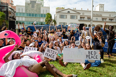 2018_11_03, Andy Cabrera, Beach, Beach Bed In, Bed In, Bed In on the Beach, Blac Rabbit, Come Together, Come Together Miami, Diana Rodriguez, Establishing, FL, Florida, Jonathan Plutzik, Lauryn Lima, Matt Reich, Miami, Miami Beach, The Betsy, The Betsy Hotel