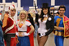Adam Strange, Super Girl, Zatanna, Captain Marvel Jr.