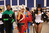 Green Lantern, Adam Strange, Zatanna