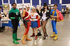 Green Lantern, Adam Strange, Super Girl, Zatanna, Captain Marvel Jr.