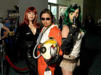 San Diego Comic-Con 2007