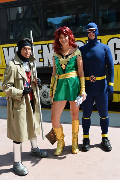 Comic Con 2012 Sunday