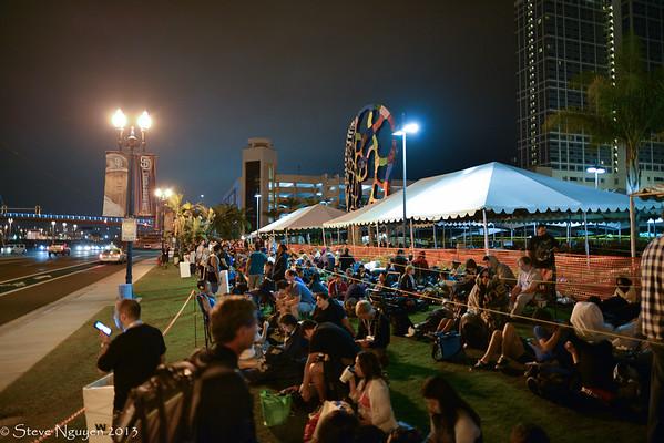 Comic Con 2013 Friday