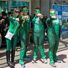 The Green Lantern crew