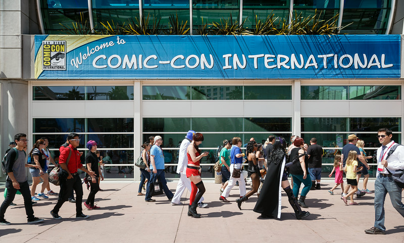 Welcome to Comic-Con 2014