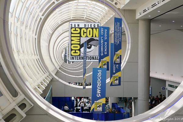 Comic-Con 2018 Saturday