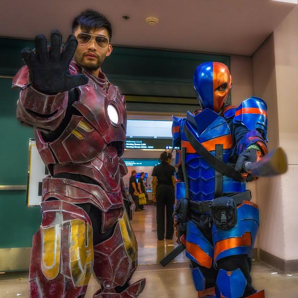 Minneapolis Comic Con 2014, Comic Con Cosplay, Iron Man costume, Iron Man cosplay