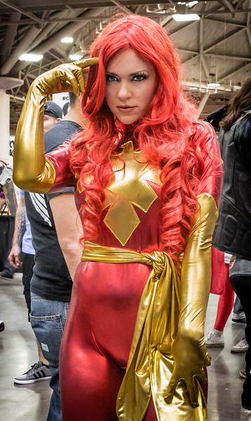 Wizard World 2014 Minneapolis Comic Con, Girls of Comic Con, Comic Con Cosplay, Comic Con Costume, Phoenix Costume