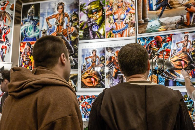 Jedi Knight Cosplay, Jedi Knight costumes, Star Wars Cosplay, Minneapolis Comic Con 2014