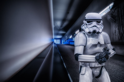 Stormtrooper HDR