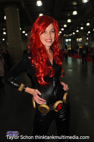 Jennifer Rollman as Black Widow