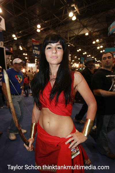 "Ariana <br /> <br /> Who are you?<br /> <br /> ""Farrah from Prince of Persia."" <br /> <br /> Result: Lots of Navel Gazing..."