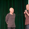 Sir Patrick Stewart at Emerald city comic con 2013