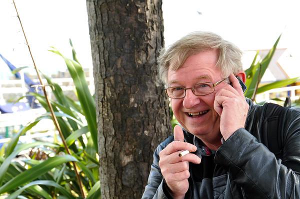 _in Dún Laoghaire meeting Margaret Brown_2_2009