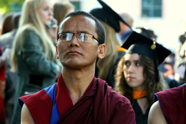 Tibetan Science Scholars - Commencement, Emory University - May 2013