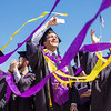Images from The University at Albany's 170th Commencement on Sunday, May 18, 2014.  Photographer: Paul Miller