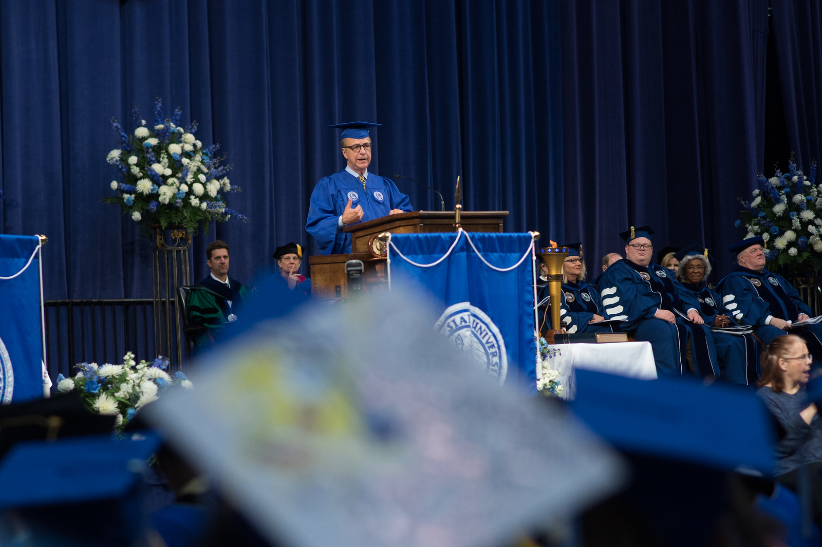 More than 1,800 Sycamores participate in commencement